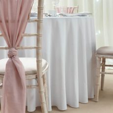 1.White Plain Linen Example