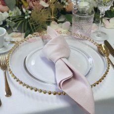 10. Pink Natural Napkin