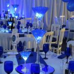 Lit Martini Set Blue Example
