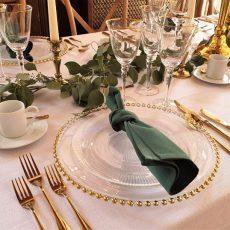 18.Gold Rim Glassware 01
