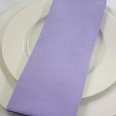 18.Lilac Plain Napkin