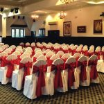 Ivory Linen Chair Covers