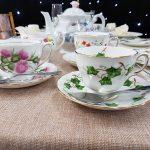Vintage China Tea Cup & Saucer