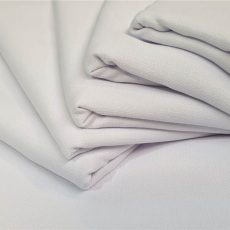 2. White Natural Linen Example