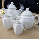 Milk Jugs & Tea Pots