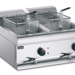 Electric Fryer 18ltr double basket