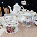 Vintage China Tea and Coffee Pots