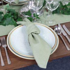 3.Duck Egg Food Safe Plate