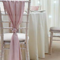 3.Ivory Plain Linen Example