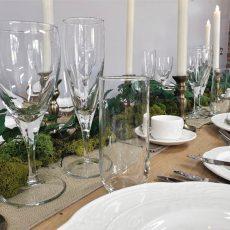 3. Lyric Glassware