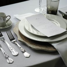 4. Kings Pattern Cutlery
