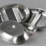 Stainless Steel Veg Dishes