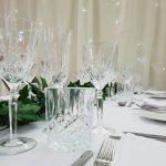Orchestra glassware example