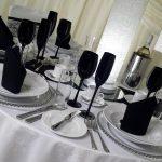 Black Glassware