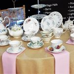 Vintage China Display