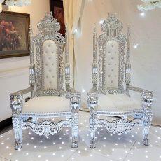 6. Silver Thrones