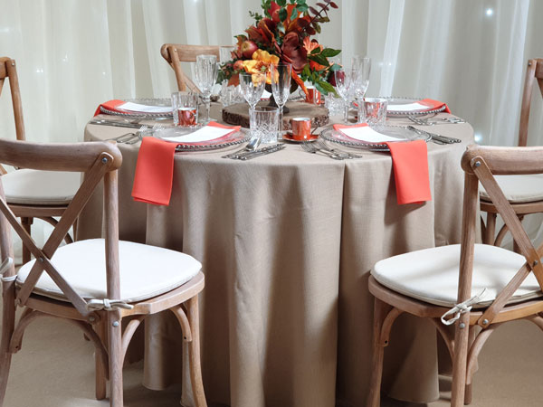 Table Napkins & Table Runners